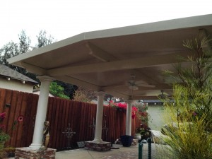 Aluminum Wood Patio Covers And Awning Installations In Chino Hills